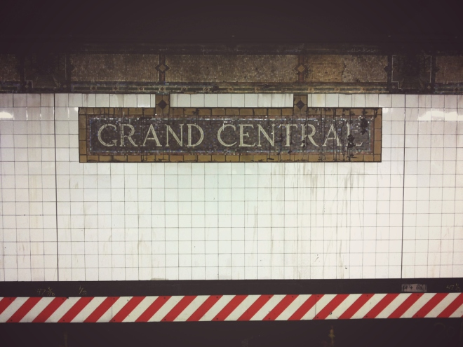 Grand Central Subway