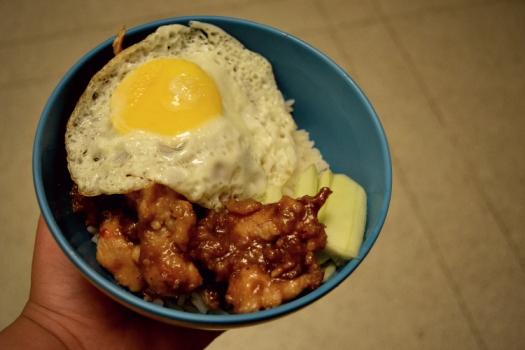 Tamarind & Honey Chicken