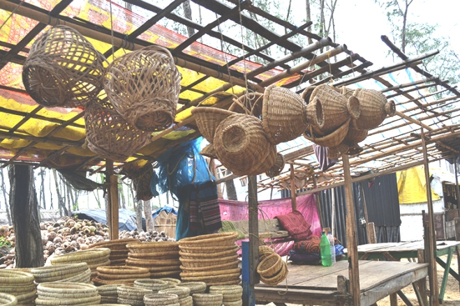 handicrafts at Digha