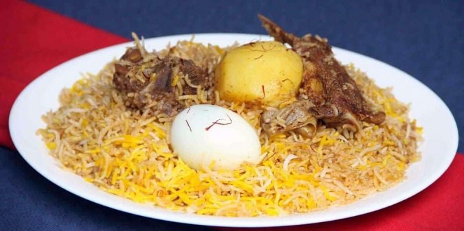 Biryani and Other Love Stories