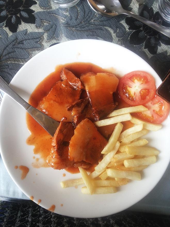 Pork Roast in Sauce - The Subjectivist