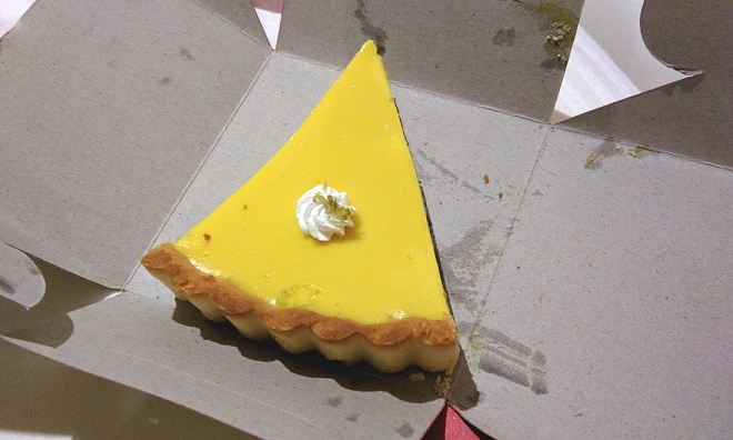 Tarte Au Citron, Glenary's - The Subjectivist