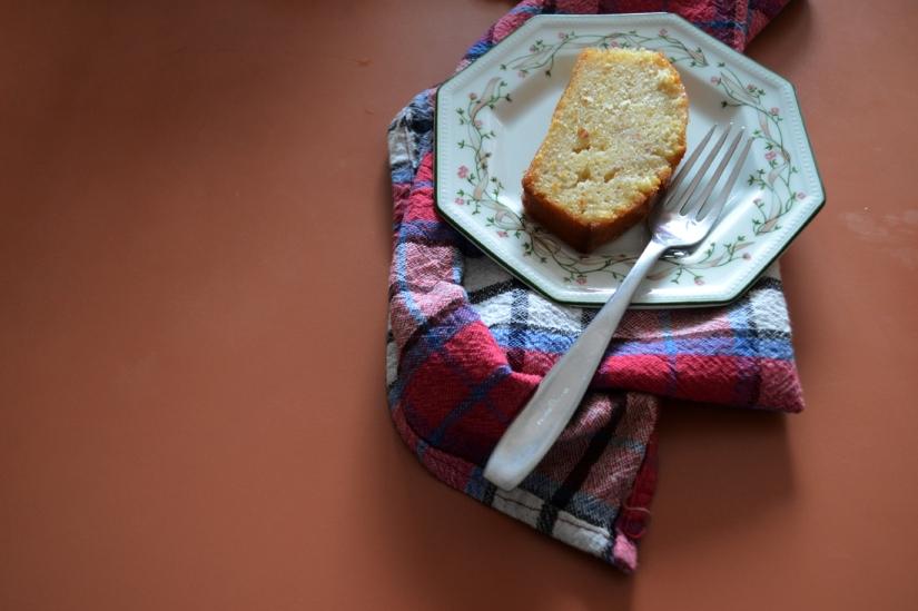 Lemon cake to comfortus